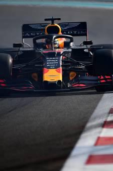 Verstappen snelste in laatste training, verschil met Mercedes nihil