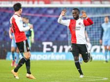 Feyenoord op tandvlees naar puntje tegen FC Utrecht