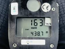 Bestuurder rijdt 163 km/u over Sloeweg bij 's-Heerenhoek