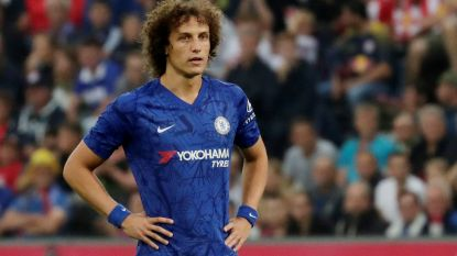 Transfer Talk 07/08. Stakende David Luiz wil transfer naar Arsenal forceren - City strikt Joao Cancelo na ruildeal met Juve