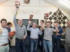DES Lunteren naar laatste vier Jan van der Zwan Cup