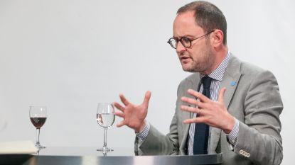 """Van Quickenborne reageert: """"Ik zal mensen met migratie-achtergrond nooit criminaliseren"""""""
