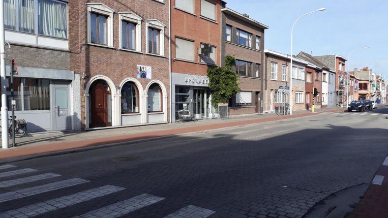 De Heuvelstraat.