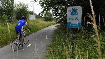 In 7 jaar tijd 65 procent meer fietsers op fietssnelweg tussen Leuven en Brussel