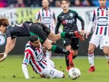 LIVE: Willem II komt voorlopig nog niet door muur FC Groningen heen