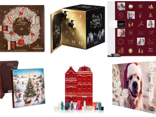 Elk merk zijn eigen adventskalender: de 15 leukste om cadeau te geven of zelf van te genieten