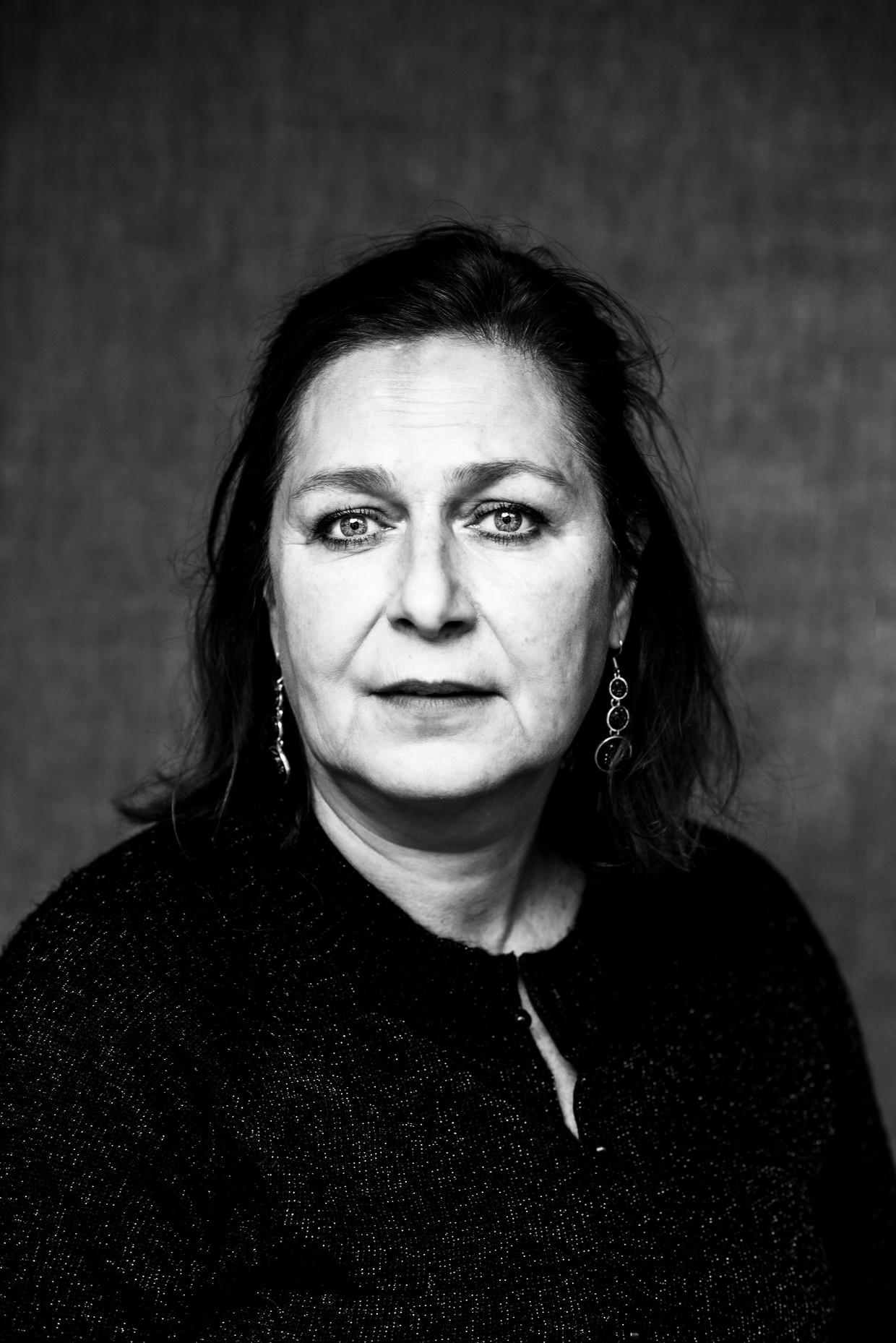Ellen Cornelissen Beeld Linelle Deunk
