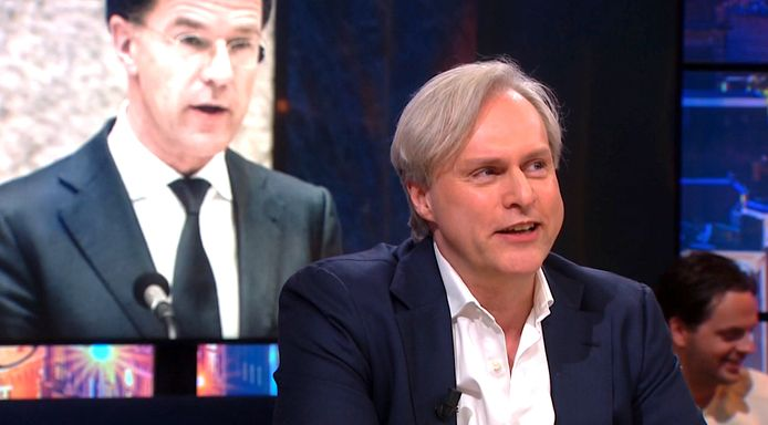 Lodewijk Dekker, jeugdvriend van premier Mark Rutte.