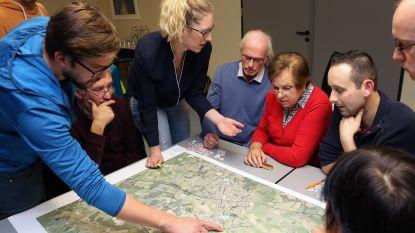 Inwoners brengen trage wegen in kaart