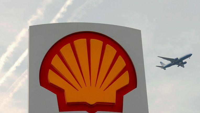 Het logo van Shell. Beeld REUTERS