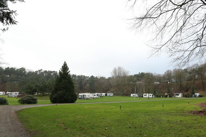 De Braamhorst als camping.