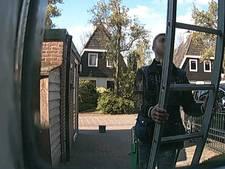 Irritatie over ongewenst raam lappen