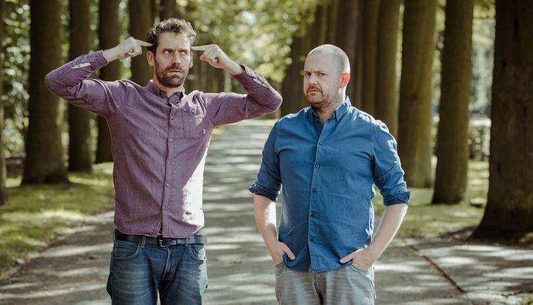 Brain Man - Otto-Jan Ham & Bart Van Peer