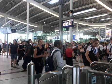 NS: Mijd Utrecht Centraal vanwege grote drukte