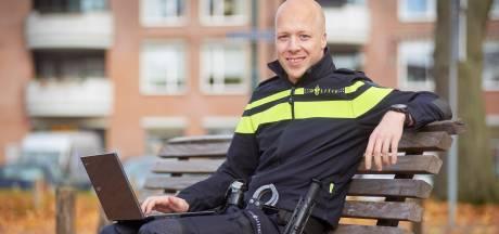 Digitale wijkagent surveilleert voortaan ook door Oss