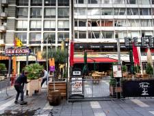 Kleine horecaondernemers met hoge huur hebben het loodzwaar: 'Steeds meer zaken in de verkoop'