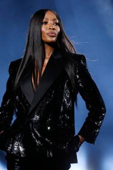 """Naomi Campbell: """"Je sais ce que c'est d'être le seul mannequin noir sur un défilé"""""""