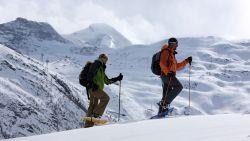 Almaar groter gebied in Zwitserland ziet geen vlok sneeuw: skiërs moeten steeds hogerop