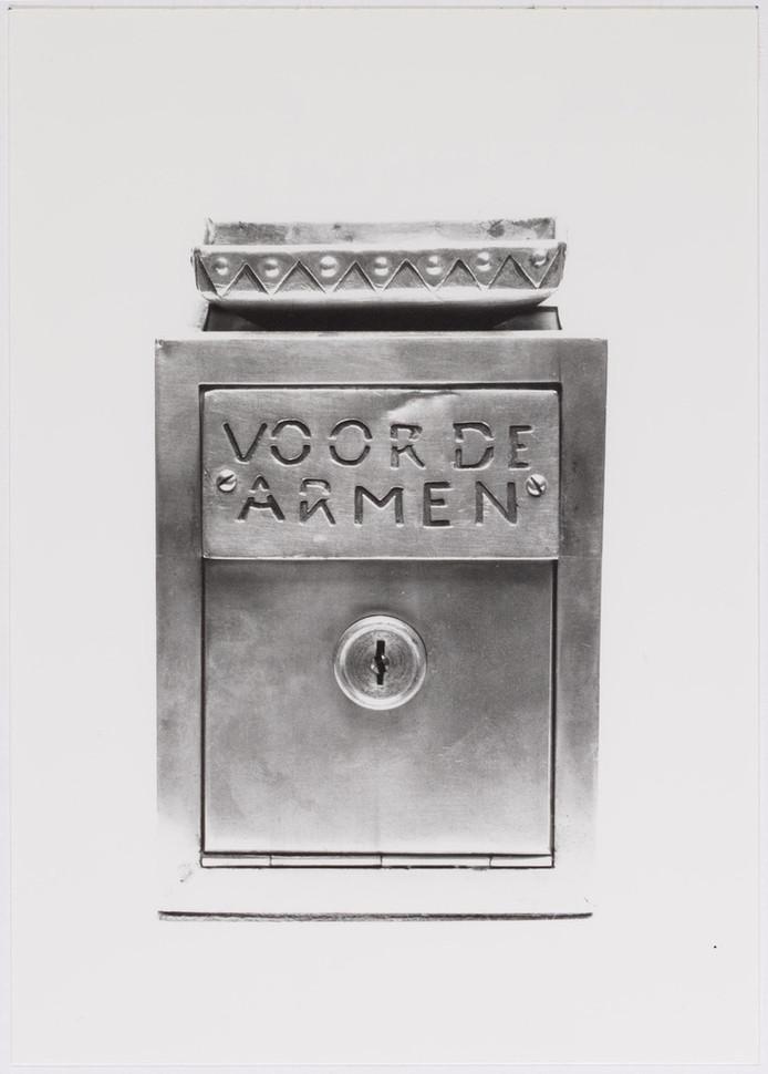 Collectebus Voor De Armen.
