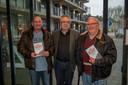 Pieter Tops presenteerde januari 2018 zijn boek over de Vogeltjesbuurt. Buurtbewoners  Jo Janssens en Jan de Fyter ontvingen het eerste boek