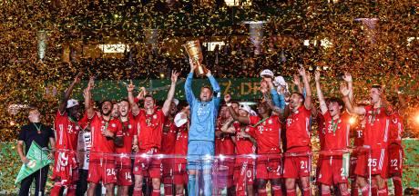 Spelers Bayern München krijgen twee weken vakantie: 'Op naar de Champions League'