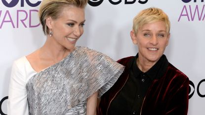 Waarom Ellen Degeneres en Portia De Rossi blij zijn met geruchten over scheiding