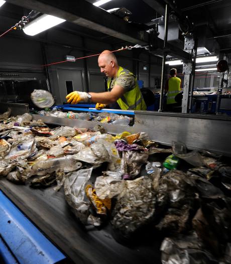Plastic mag straks weer gewoon bij het restafval