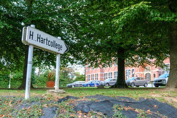 Het Heilig Hartcollege in Tervuren.