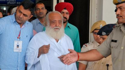 Indiase goeroe Asaram Bapu krijgt levenslang voor verkrachting
