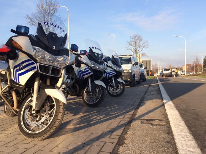 Politiecontrole Brugge