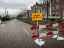 Hoogwaterregeling van kracht in Maassluis en Vlaardingen
