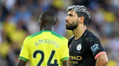 Man City en invaller De Bruyne lijden eerste seizoensnederlaag tegen Norwich