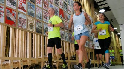 Urban Trail leidt joggers door parlement en Stadhuis