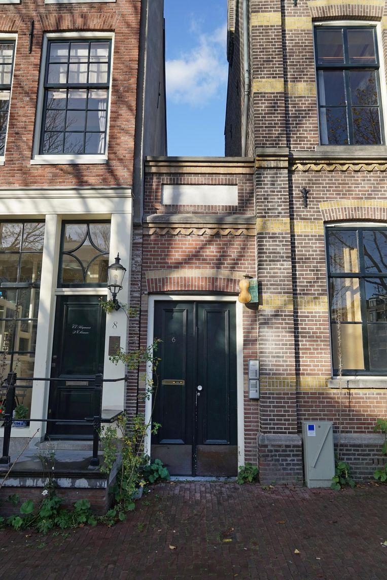 Lauriergracht 6. Beeld het atelier