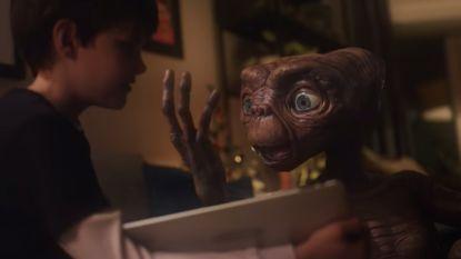 E.T. keert even terug naar het scherm (en Elliott is intussen volwassen)