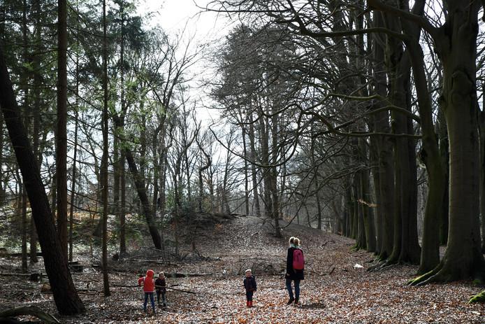 Landgoed Lievensberg loopt volgens de actiegroep ook gevaar.