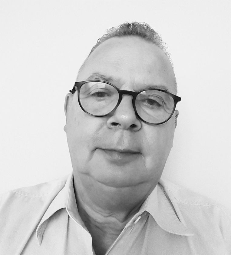 Olivier Keegel, recensent Opera Gazet in Antwerpen. Beeld -