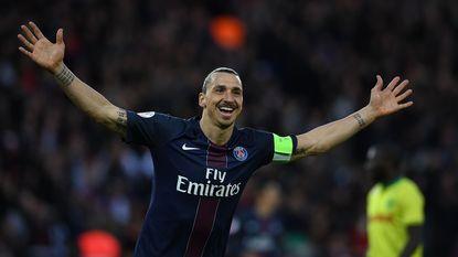 PSG gaat tribune naar Zlatan vernoemen