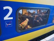Reizigers ontevreden over plannen verhogen spitstarief