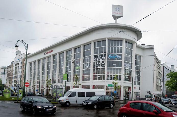 De oude Citroëngarage wordt een museum voor moderne kunst.