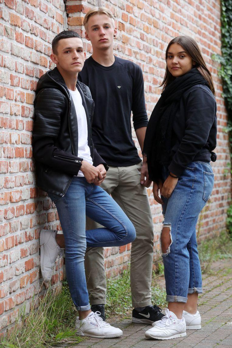 Brugge: Bajram Ramadani wordt uitgewezen samen met Stevelinck Jomme en Thalisa Djemaa