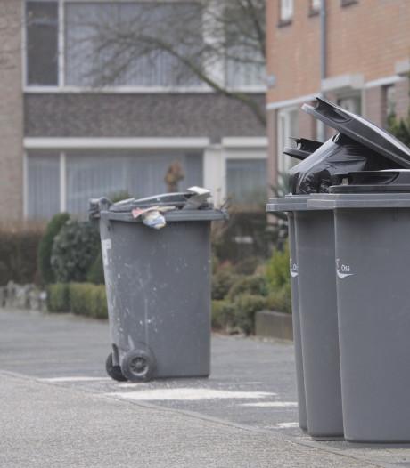Inwoner Bronckhorst gaat fors betalen om grijze container te behouden