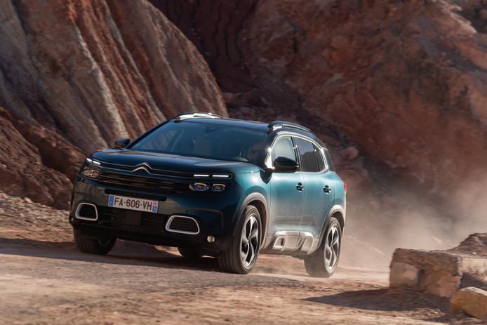 Citroën grijpt met de C5 Aircross terug op z'n kernwaarde.