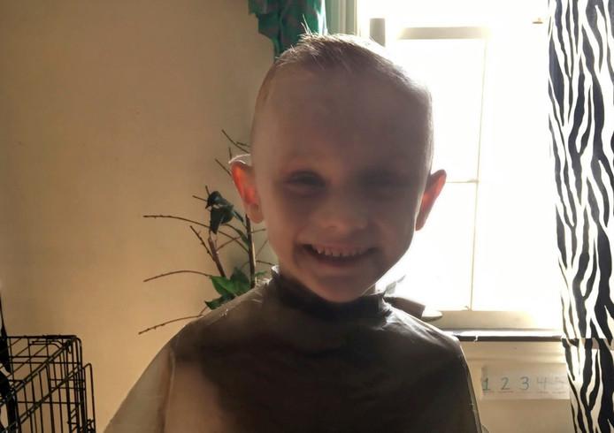 De 5-jarige Andrew 'AJ' Freund werd dood aangetroffen in een graf bij het Amerikaanse Cyrstal Lake.