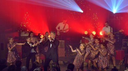 Christoff en Lindsay vieren kerst in uitverkochte Sint-Martinusbasiliek: Eurostar 2000 schenkt 5.000 euro aan goed doel