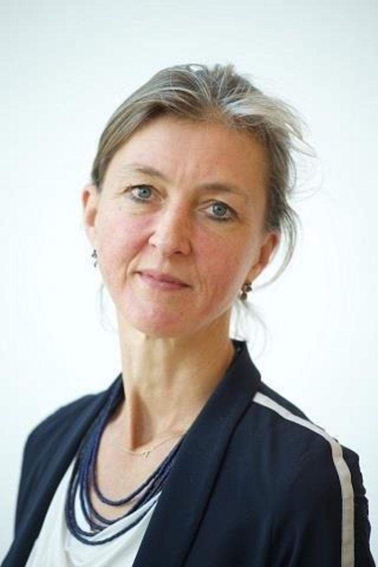 Merel Langelaar. Vicevoorzitter Nederlandse Maatschappij voor Diergeneeskunde. Beeld null
