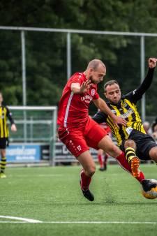 MASV debuteert zonder zieke Jan Oosterhuis met een punt tegen andere debutant