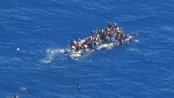 Bootvluchtelingen