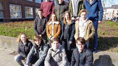 Ten Doorn trots op winnaars ingenieurswedstrijd