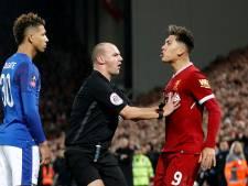 FA: Geen racisme Firmino naar Holgate
